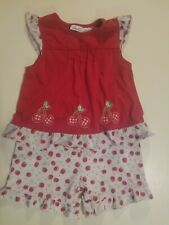 Kid Connection Girls Size 3t Pajamas