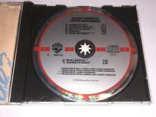 Laurie Anderson CD Mister Heartbreak West Germany TARGET Warner Bros. 1984