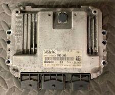 Calculateur moteur FORD C-MAX 1.6 0281012486 5M51-12A650-LB