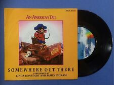 LINDA RONSTADT & JAMES INGRAM - Somewhere Out There,from an American queue,1132