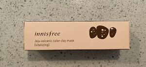 Innisfree jeju volcanic color clay mask for face