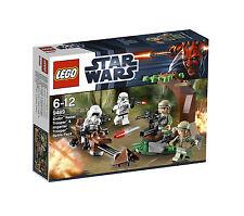LEGO Star Wars - 9489 Endor Rebel Trooper Battle Pack-NUOVO & OVP (danno magazzino)