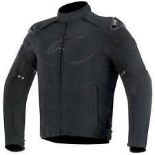 Alpinestars Mens Enforce Drystar Waterproof Motor Bike Motorcycle Jacket - Black