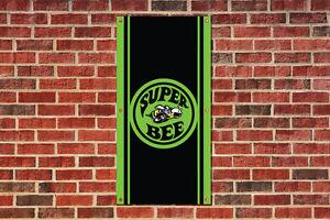 Dodge Super Bee Mopar Tribute Garage Shop Banner