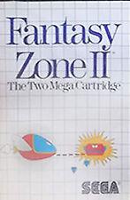 Fantasy Zone II, Good Sega Master System, Sega Master  Video Games