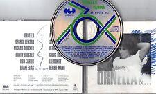 ORNELLA VANONI & GEORGE BENSON RON CARTER GIL EVANS STEVE GADD CD 1A Ed.FRANCIA
