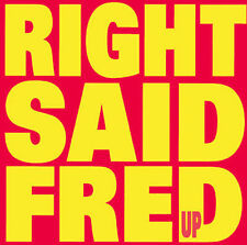 RIGHT SAID FRED - UP NEW CD