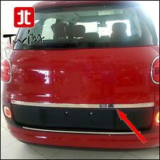 Striscia cromata portellone SPECIFICA Fiat 500L profilo baule bagagliaio acciaio