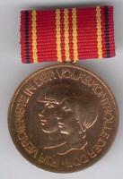 DDR Medaille für Verdienste in der Volkskontrolle, Stufe III, Bartel Nr.249a