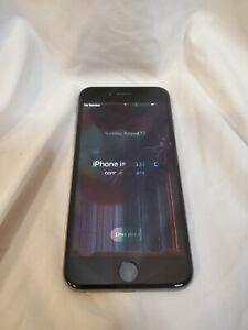 Apple iPhone 6 Black Verizon Broken Screen a1549