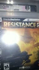 resistance 2 ps3 vga new sealed
