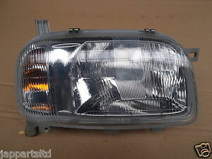 1993 - 1996 NISSAN MICRA K11 OSF DRIVER SIDE FRONT HEADLIGHT ORIGINAL. NEW