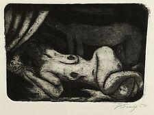 Hans son-amor-aquatinta 1954