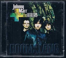 JOHNNY MARR & THE HEALERS BOOMSLANG  CD (THE SMITHS) CD F.C.  SIGILLATO!!!