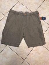 Tommy Bahama Linen the Dream Linen Blend Shorts Mens 33 Lentil NWT $88