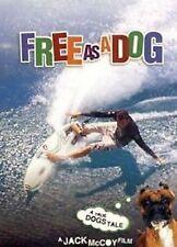 Free as a Dog Jack McCoy Billabong Surfing Surf Video Movie DVD