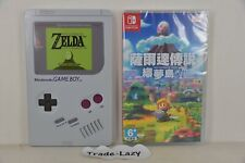 Switch Zelda Link's Awakening (HK ENG Game Boy Limited Steelbook Edition)