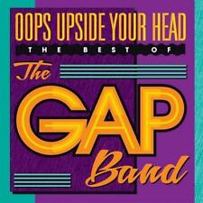 THE GAP BAND Oops Upside Your Head - The Best Of   NEW FUNK SOUL CD (SPECTRUM)