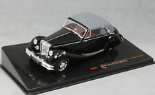 IXO Jaguar MkV MK V Mk5 3.5 Litre DHC in Black 1950 CLC287 1/43 NEW 2019 Release