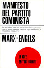 LIBRO - BOOK MANIFESTO DEL PARTITO COMUNISTA