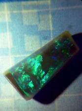 Australian Lightning Ridge solid opal 2,9 ct