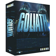 NEW East West Goliath Virtual 39GB Sample Instrument Cubase Logic Plug In