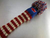 Sunfish Golf Wool Knit Driver HEADCOVER USA Red White Blue Patriotic Ryder Cup