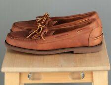 Men's Nos Gokey Unworn Camp Moccasins sz 11.5 D Loafers #6481s Boat Shoes 11 1/2