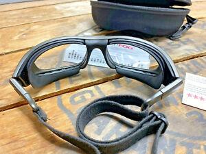 3M Maxim 2x2 Safety Goggles Clear Anti-Fog Lens Z87 with SRX hard case