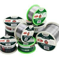 Tin Lead Wire Low Melt Soldering Rosin Core Solder Roll Flux Welding Line White