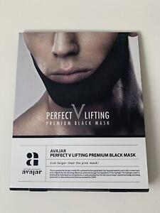 Perfect V Lifting Premium Black Mask - Mask For Men
