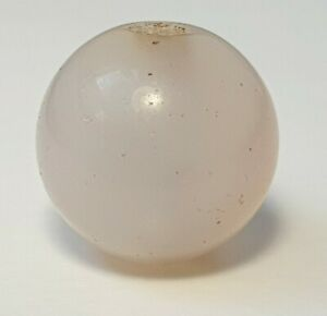 ANCIENT RARE ASIA MINOR CHALCEDONY AGATE ROUNND BEAD