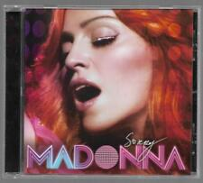 Madonna - Sorry **2005 Australian 6 Trk CD Single**Excellent Condition