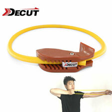 Archery Rubber Trainer Strength Puller Exercise Posture Shooting Practice Decut