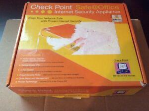 Genuine Checkpoint VPN-1 Edge X Series SBX-166LHGE-3