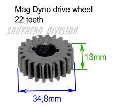 BSA Norton Ariel Enfield Mag/dyno drive gear for Lucas Dynamo 454495 22 teeth