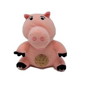 "Toy Story Hamm Pig Stuffed Plush 7"" Pink Mattel Disney Pixar"