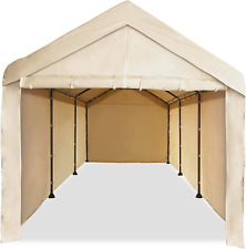 Garage Tent Protective Car Cover Shade Shelter Canopy Enclosure Kit 20 x 10 Ft