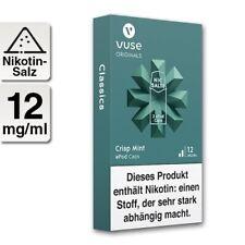 VUSE EPOD Caps Crisp MINT NIC Salts 12mg Nikotin 1 9ml