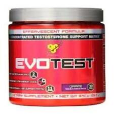 BSN EvoTest Powder (4 Pack - 120 Servings) GRAPE - NO Xplode Axis HT Cell