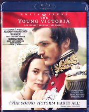 The Young Victoria (Blu-ray Disc, 2010) New, Free shipping