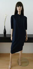 ROBE VINTAGE HOTESSE AIR FRANCE/GEORGES RECH BLEUE T.38 /COLLECTOR 1987 / DRESS