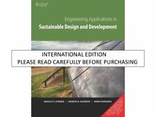 Engineering Applications in Sustainable Design and Development, 1/e by Striebig/