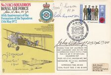 RAF2a 2 Sqn RAF flown in Phanton 5 Battle of Britain Pilots,Crew,WAAF