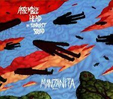 Manzanita [Digipak] * by Assemble Head in Sunburst Sound (CD, Jun-2012, Teepee R