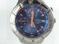 Casio reloj OCEANUS  OC-505D diver analogici