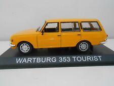 Car wartburg 353 tourist model car 1/43 1:43 miniature miniature alfreedom