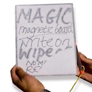 Eduk8 Magnetic Response Boards Dexterity Apparatus – A4 Endless Paper (6pk)