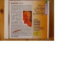 Janacek: Sinfonietta mistico Bulba Concertino Rafael Kubelik Rudolf Firkusny RAR!
