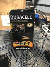 Duracell Battery Charger/Maintainer 6 Amps For Car And Other Vehicles